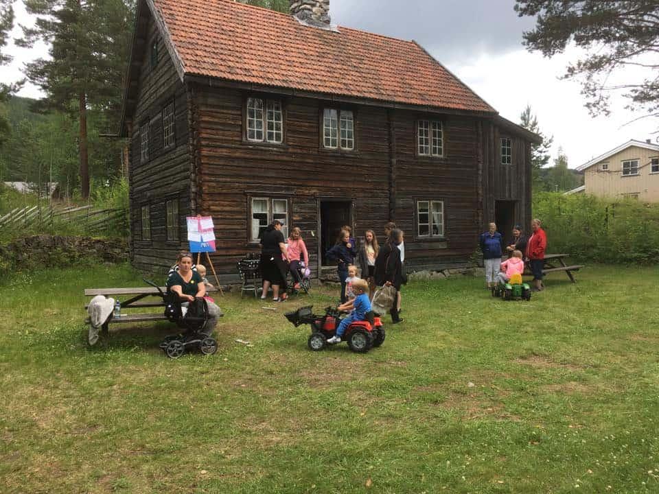 Lands Museum sætedager